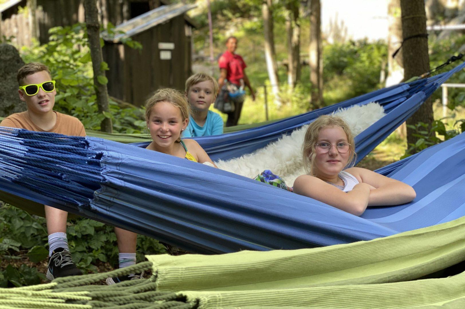 barnebursdag på aktiv fritid