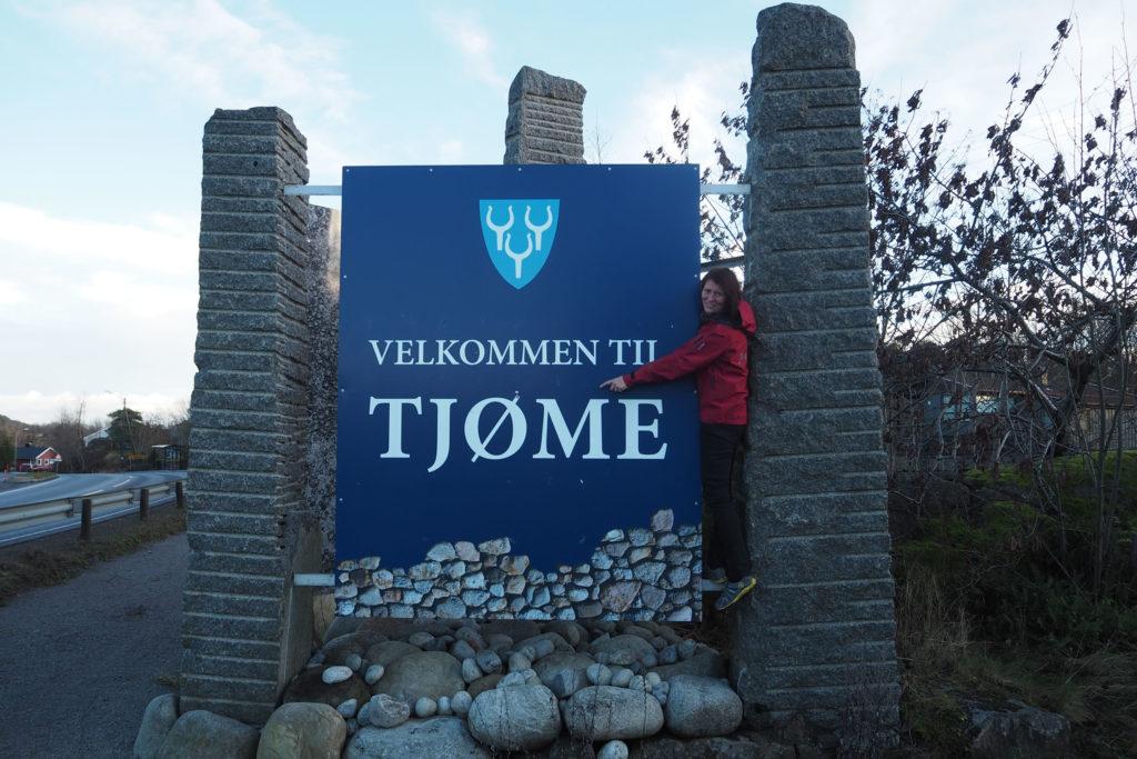 Velkommen over til øya vår Tjøme